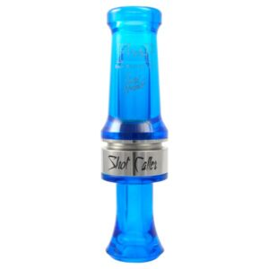Field Proven Calls Shot Caller Duck Calls - Electric Blue