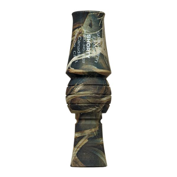 Sean Mann Eastern Shorty Express Goose Call - Realtree MAX-4