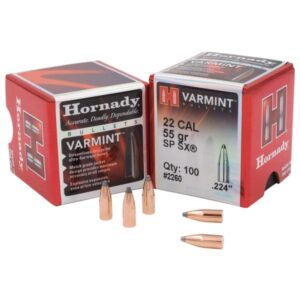 Hornady InterLock Rifle Bullets - .30 Caliber/.308 - 150 Grain - SP