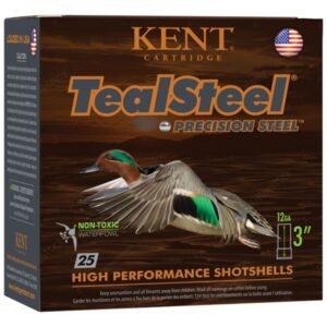 Kent Cartridge TealSteel Waterfowl Shotshells - #6 - 250 Rounds