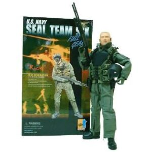"1/6 Scale Dragon Models US Navy Seal Team Six "" Rick """