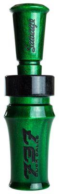 737 Duck Calls Savage Duck Call - Green/Black/Green