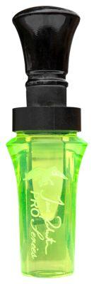 Duck Commander Jase Robertson Pro Series Duck Call - Chartreuse/Smoke