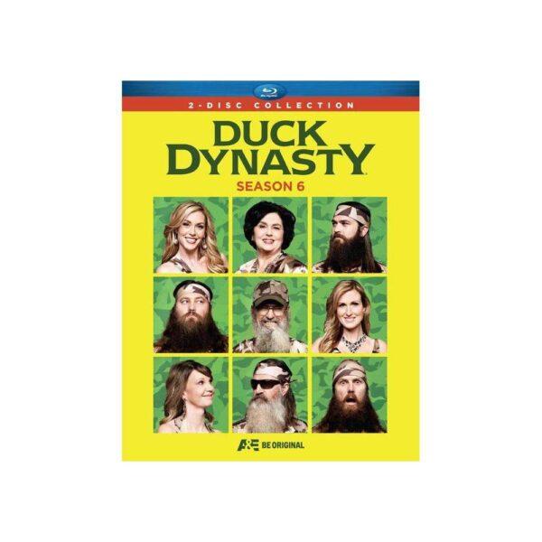 Duck Dynasty: Season 6 (Blu-ray)