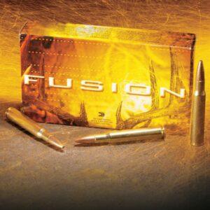 Federal Premium Fusion Rifle Ammo - .450 Bushmaster - 260 Grain