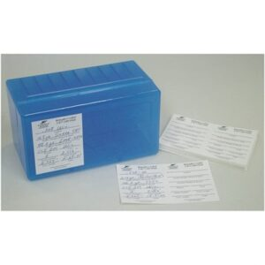 Frankford Arsenal Pistol And Rifle Reloader's Lables - Pistol And Rifle Reloader's Labels - 100 Pack