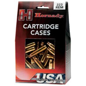 Hornady Unprimed Brass Rifle Cartridge Cases - 6.5 Grendel