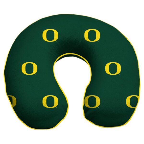 NCAA Oregon Ducks Memory Foam Travel Pillow