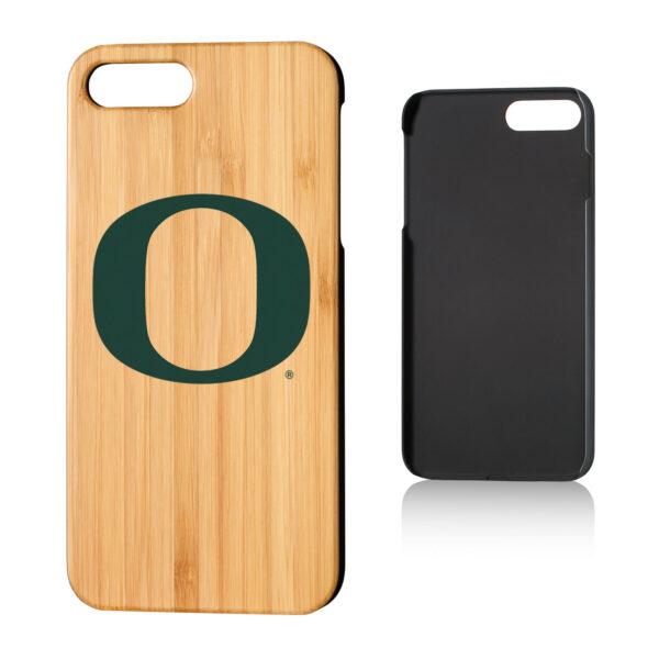 Oregon Ducks iPhone Premium Team Bamboo Case