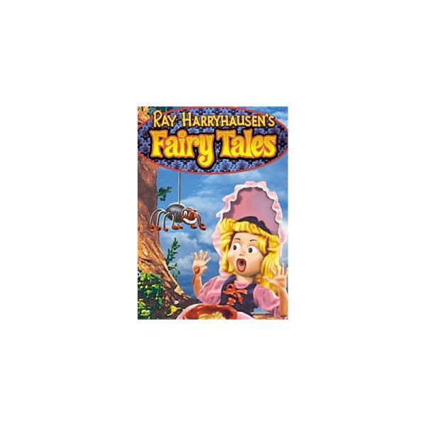 Ray Harryhausen's Fairy Tales (DVD)(2016)