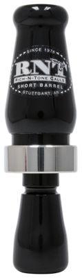 Rich-N-Tone Short Barrel Acrylic Duck Call - Black