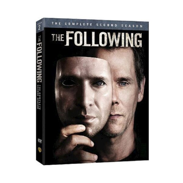 The Following: The Complete Second Season (DVD)