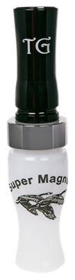 Tim Grounds Championship Calls Super Mag Acrylic Goose Call - Black