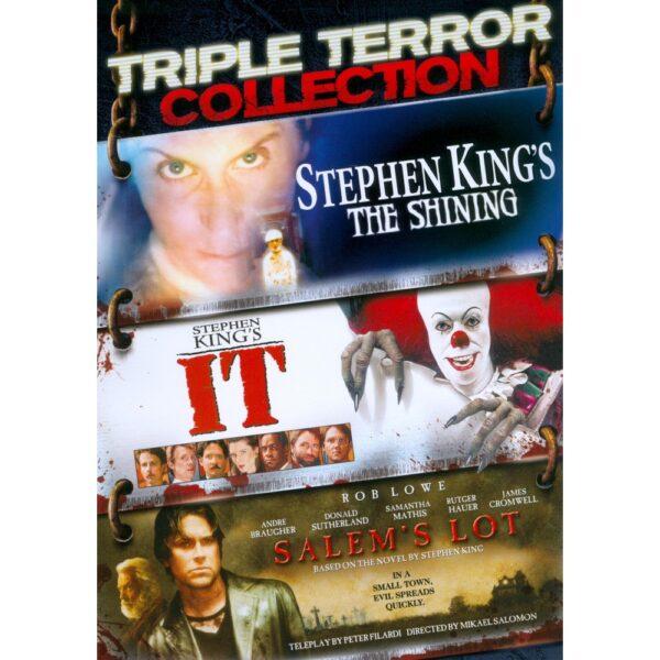 Triple Terror Collection (DVD)