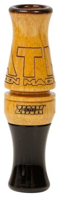 Zink Calls ATM Green Machine Polycarbonate Duck Call
