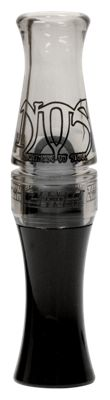 Zink Calls NOS Nightmare on Stage Polycarbonate Goose Call - Gunsmoke