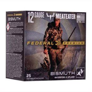 """Federal Premium Bismuth 12 Gauge 2-3/4"""" Ammo - 12 Gauge 2-3/4 1-1/4oz #5 Bismuth Shot 25/Box"""